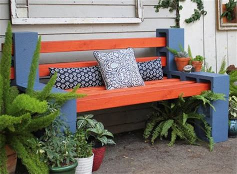 make your own bench home dzine garden ideas make your own wood and breeze