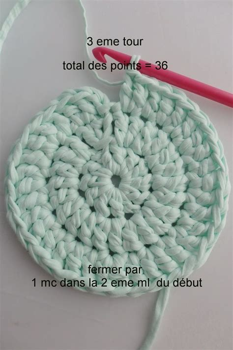 Deco Tricot Facile by Les 25 Meilleures Id 233 Es Concernant Tricot Et Crochet Sur