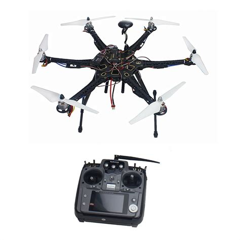 Drone Set assembled set drone rtf hmf s550 frame gps apm2 8 flight with compass at10 tx rx no