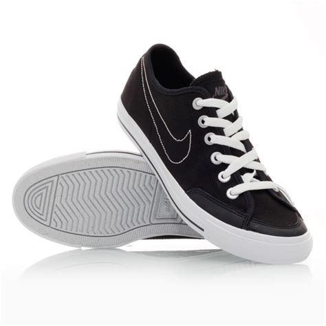 33 nike go canvas 001 womens casual shoes black