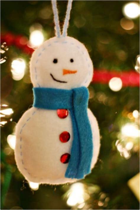top  diy felt christmas tree ornaments top inspired