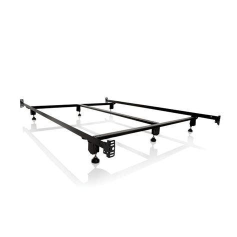 structures bed frame steelock 174 bolt on headboard footboard bed frame by