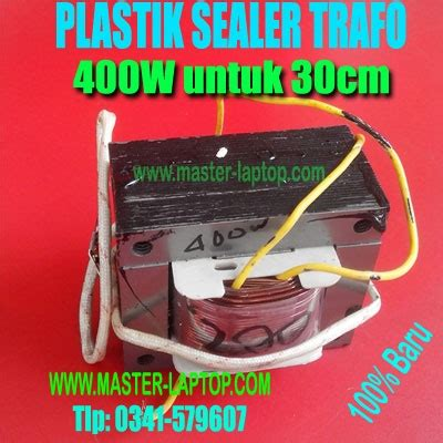 Plastik Sealer Mobile Version Larger Trafo Plastik Sealer 30cm