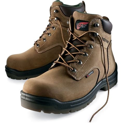 Wings Safety Shoes mens wing king toe safety toe work boots 2240 nib ebay
