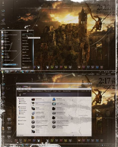 eclipse theme pack 35 best custom themes for windows 7 free download deviantart
