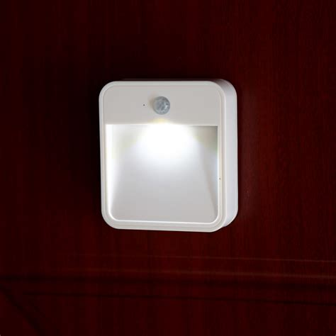 battery operated motion sensor led night light led motion light wireless sensor led night light wall
