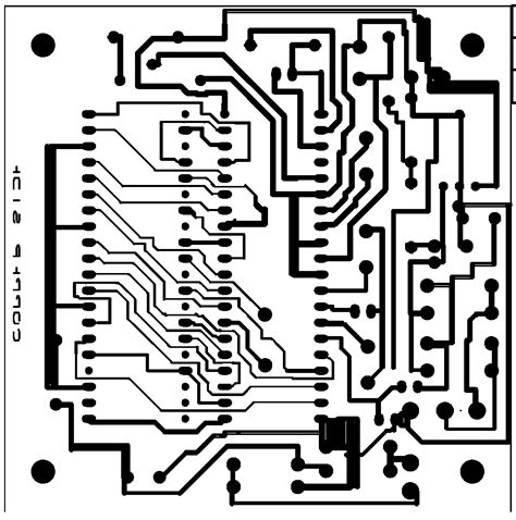 Pcb Mount Voltmeter 3 Digit 3 Wire 0 30v 0 36in 0 36 Blue voltmeter circuit diagram with pcb efcaviation