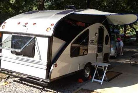 Rpod Awning Trailer Shades Pahaque Custom Shop Custom Camper Tent