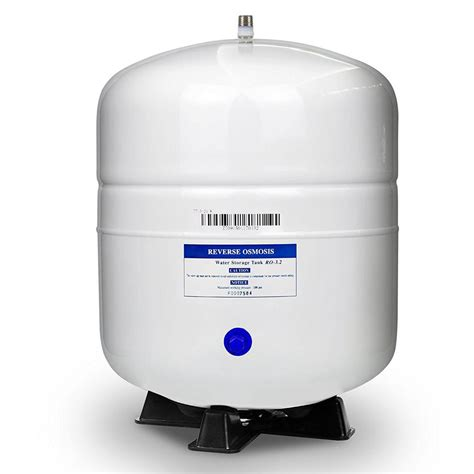 ispring 3 2 gal metal osmosis water storage tank