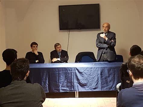 ufficio diritto allo studio catania il rettore basile visita la residenza toscano scuderi
