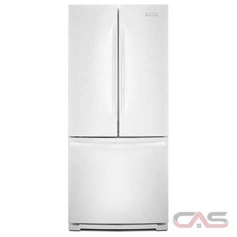 Kitchenaid Fridge Sabbath Mode Kitchen Aid Kffs20eywh Door Refrigerator 30 In 20