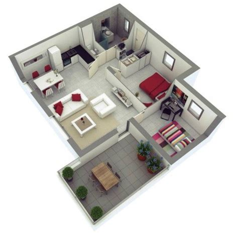 Home Floor Plans With Basement Bachelor Pad Floor Plans 25 Best Ideas About Small