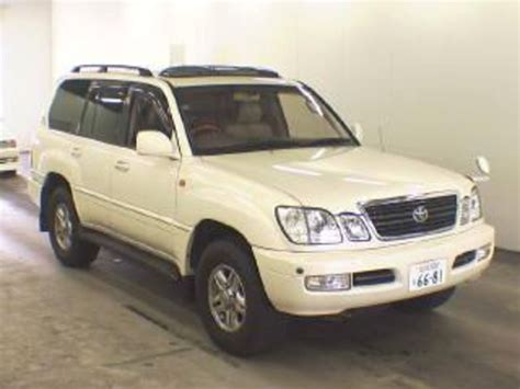 2001 Toyota Land Cruiser 2001 Toyota Land Cruiser Cygnus Pictures