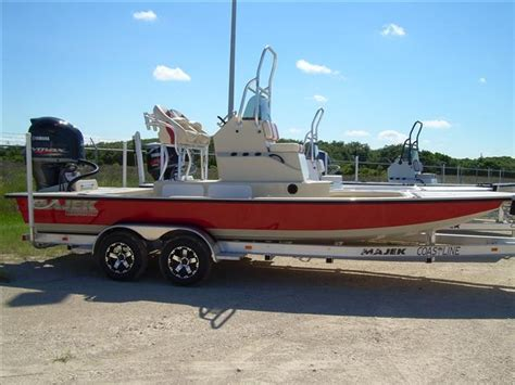 majek bay boats majek 22 illusion boats for sale in texas