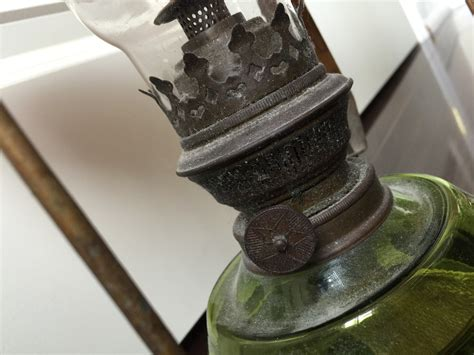 antique kerosene l identification antique oil ls needs identification collectors weekly