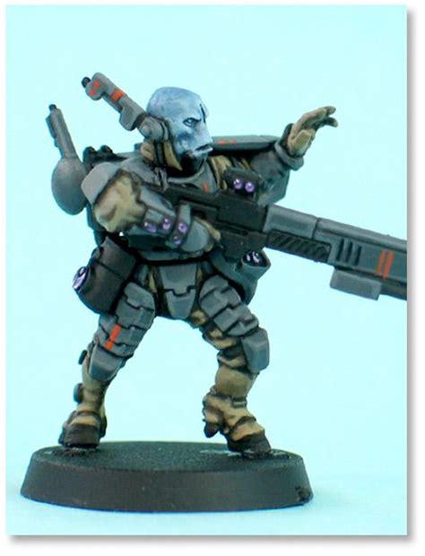 tutorial warhammer tau painting tutorial tau miniatures pinterest