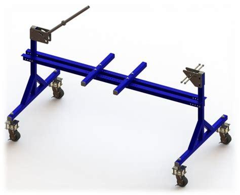 frame jig design chopper blog