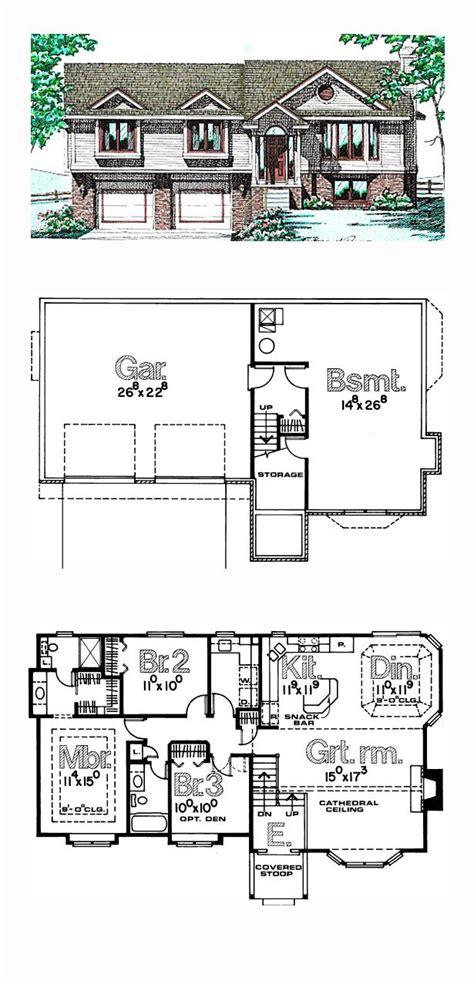 hillside floor plans 49 best hillside home plans images on house