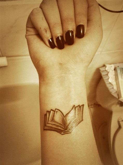 open book tattoo 266 best literary tattoos images on