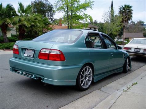 custom 1999 honda civic matrox 1999 honda civic specs photos modification info