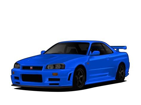 nissan skyline png v nissan skyline r34 z tune by me myself on deviantart