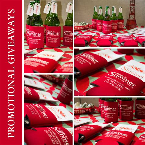 Real Estate Trade Show Giveaways - why koozies 174 are the best promotional items 187 totally inspired