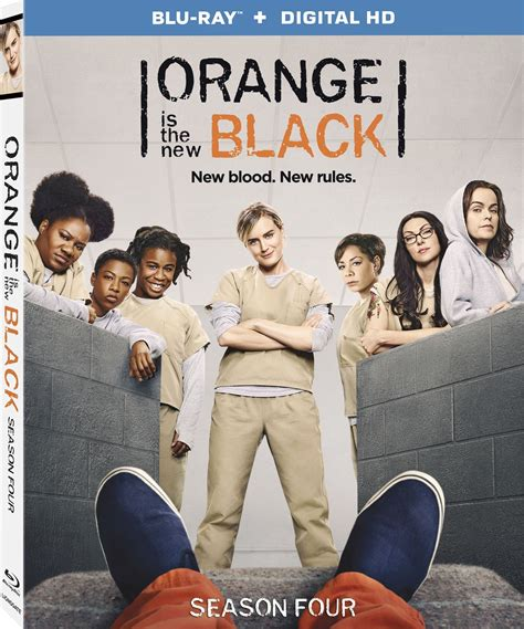 The New orange is the new black dvd release date