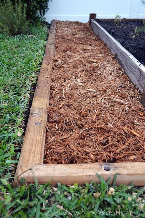 wood flower bed border 17 best images about gardening on pinterest gardens