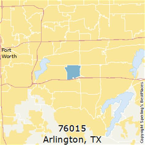arlington texas zip code map best places to live in arlington zip 76015 texas
