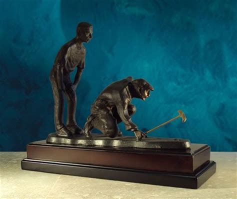 golf statues home decorating 3 the minimalist nyc