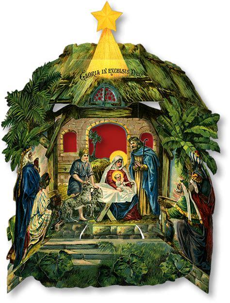 printable pop up nativity scene nativity triptych papermodelkiosk com