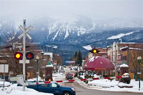 pictures of downtown bc view of downtown revelstoke bc beautiful