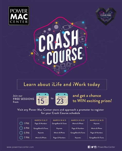 Mba Crash Course Philippines by Get Acquainted With Mac Ios Essentials With Power Mac