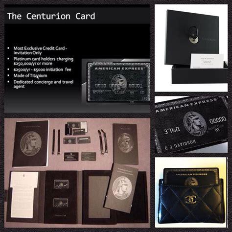 Business Centurion Card
