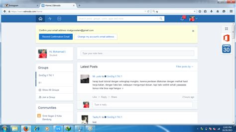 membuat web dengan html lengkap cara membuat akun edmodo lengkap dengan gambarnya