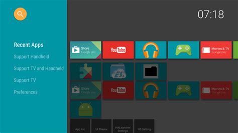 how to play from android to tv halauncher android tv android apps auf play