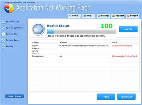 Applied For References Not Responding Smart Application Not Working Fixer Pro Screenshot X 64