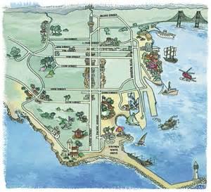 map of san pedro california san pedro california map california map