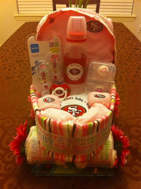 Baby Shower Cakes San Francisco by 14 Best Images About 49ers Baby Shower On