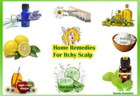 home remedies for itchy scalp home remedies by