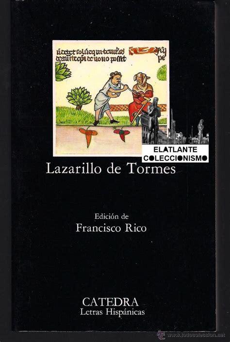 libro lo real narrativas hispanicas lazarillo de tormes edici 243 n de francisco rico comprar libros cl 225 sicos en todocoleccion