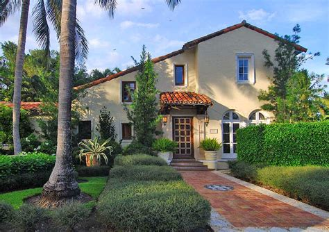 house mediterranean revival revival house color house architecture house