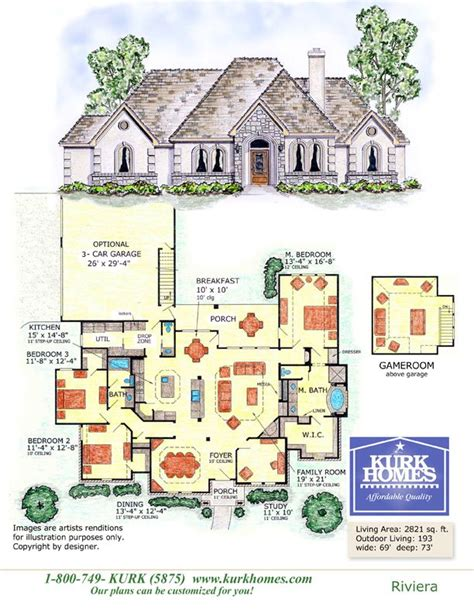 kurk homes floor plans kurk homes featured plans would have to make a few