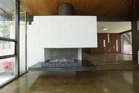 mid century modern fireplace for sale los angeles modern homes los angeles real estate