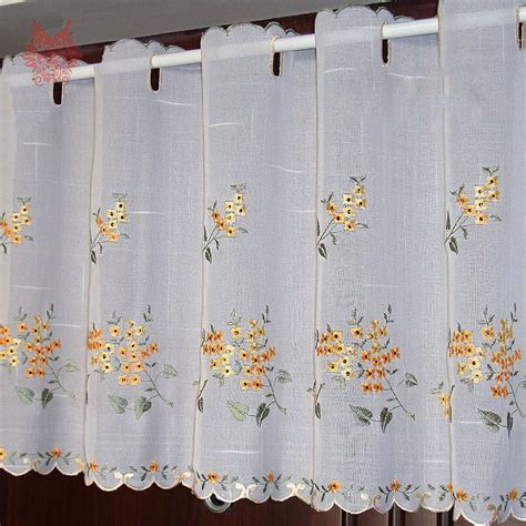 lace kitchen curtains get cheap lace kitchen curtains aliexpress