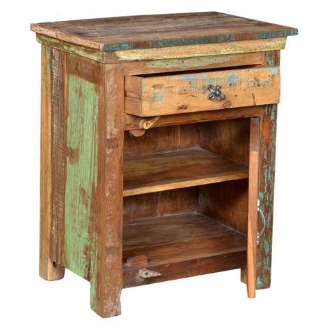 azur country farmhouse rustic handcarved distressed 1 drawer 1 door carved farmhouse nightstand countryvintagehome