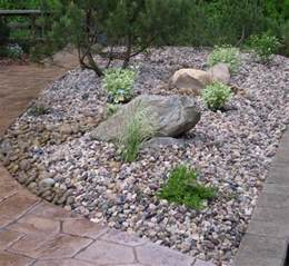 boulders feature rocks bubblers whitemud landscaping