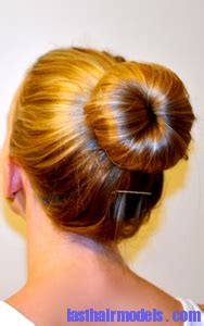 cool hair donut how to wear headbands hairstyle tips tricks messy bun