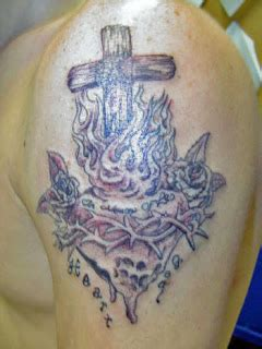 burning cross tattoo new cross insurance burn cross