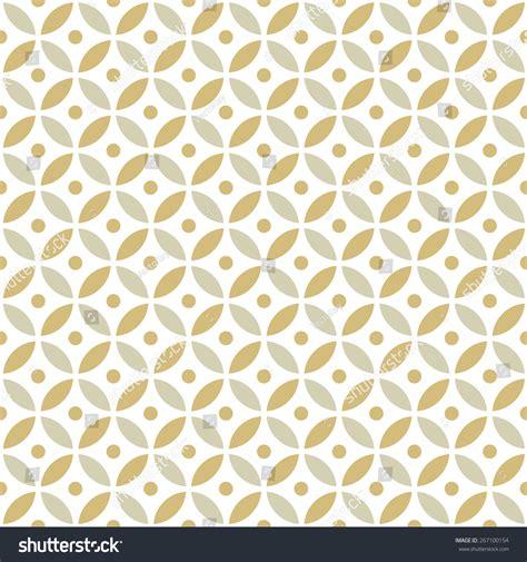 gold vintage pattern seamless intersecting geometric vintage gold circle stock